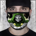 Terry Huddleston - Dr. Doom II Face mask