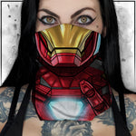 Terry Huddleston - Iron Man Neck Gaiter