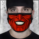 Terry Huddleston - Lord of Darkness Face mask