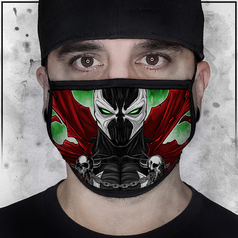 Terry Huddleston - Spawn II Face mask