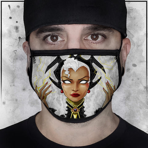 Terry Huddleston - Storm II Face mask