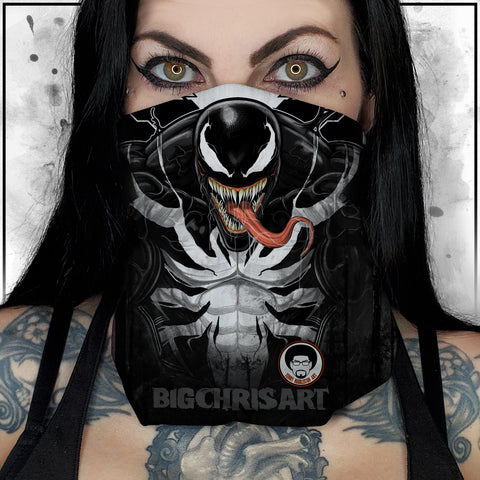 Terry Huddleston - Venom II Neck Gaiter