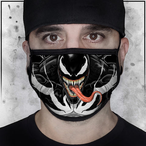 Terry Huddleston - Venom II Face mask