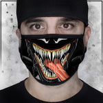 Terry Huddleston - Venom Face mask
