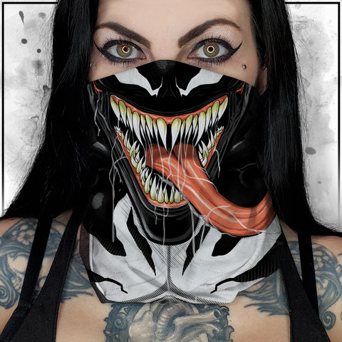 Terry Huddleston - Venom Neck Gaiter