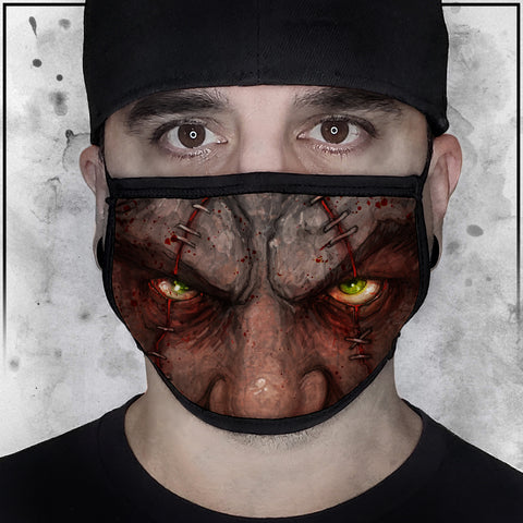 Twisted Insane - Insane Eyes Face Mask