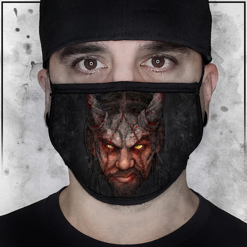 Twisted Insane Face Mask