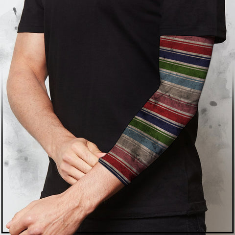 Chucky's Pattern Compression Arm Sleeve