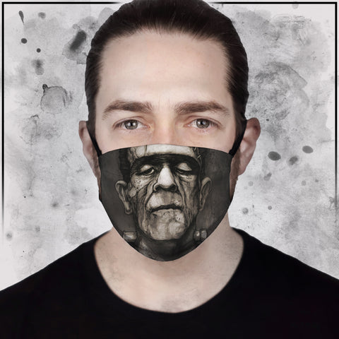 Frankenstein's Monster Face Mask