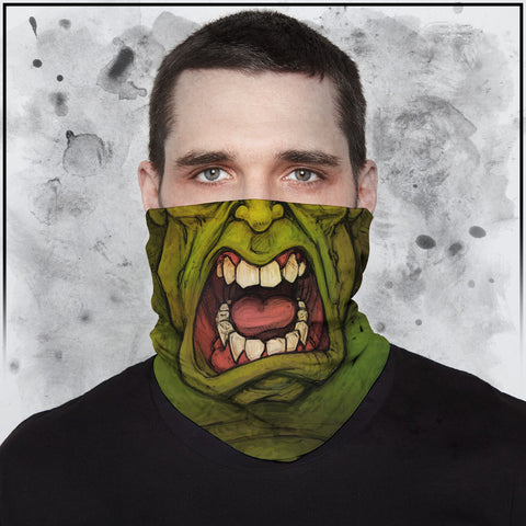 Incredible Hulk Neck Gaiter