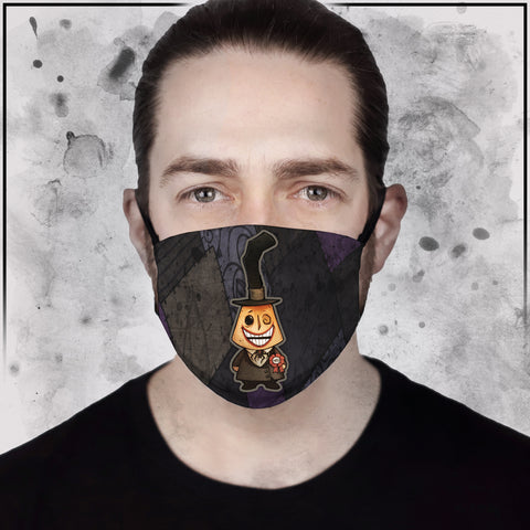 NBC - Mayor Face Mask