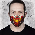 Ronald McDeath Face Mask