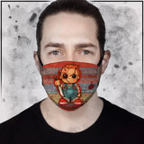 Chucky(Cute) Face Mask