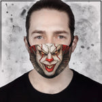 Pennywise  Face Mask | (New)
