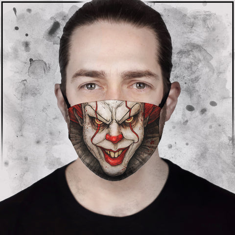 Pennywise (New) Face Mask