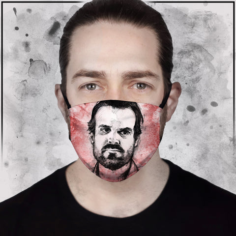 Stranger Things - Hopper Face Mask