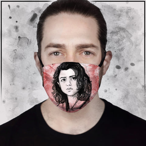 Stranger Things - Nancy Face Mask