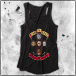 Ladies | Blood And Gore | Triblend Racerback Tank