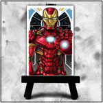 Terry Huddleston - Iron Man Canvas