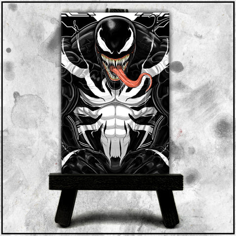 Terry Huddleston - Venom Canvas
