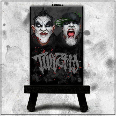 Twiztid Canvas