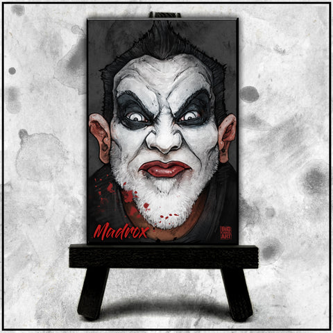 Twiztid - Madrox Canvas