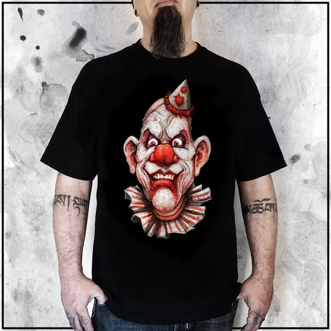 Gents | Cult Of Fools- Creepy The Clown | Crew