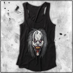 Ladies | Cult Of Fools- Oracle | Triblend Racerback Tank