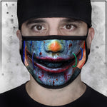 FS Kris FX - Twisted Doll Multi-Colored Face Mask