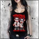 Ladies | Twiztid Freek Show Era 2000 | Triblend Racerback Tank
