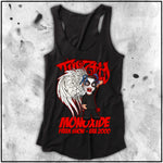 Ladies | Twiztid Freek Show Era 2000 MONOXIDE | Triblend Racerback Tank