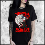 Ladies | Twiztid Freek Show Era 2000 MONOXIDE | Oversized Tee