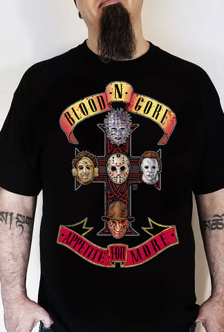 Blood N'Gore T-Shirt