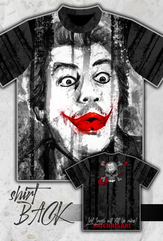 The Joker - Cesar Romero - Full Print T-Shirt