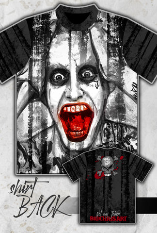 The Joker - Jared Leto - Full Print T-Shirt