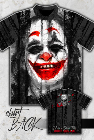 The Joker - Joaquin Phoenix - Full Print T-Shirt