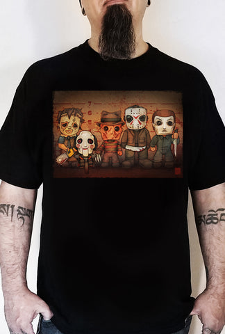 Killer Line-Up T-Shirt