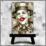 Jack Nicholson's Joker Canvas