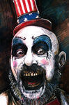 Captain Spaulding - 11x17 Prints