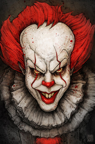 Pennywise (NEW) Canvas