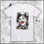 Ladies | Joker - Jack Nicholson | Oversized Tee