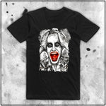 Ladies | Joker - Jared Leto | Oversized Tee