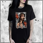 Ladies | King of Kings - Jesus | Oversized Tee