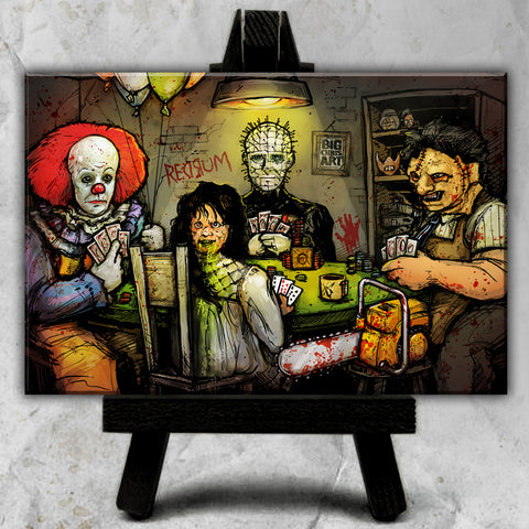 Final Table Canvas