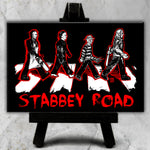 Stabbey Road Canvas