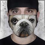 Animals | Bulldog 5 | Face Mask
