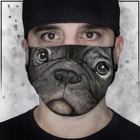 Animals | Bulldog 6 | Face Mask