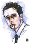 Fight Club - The Narrator 11x17 Print