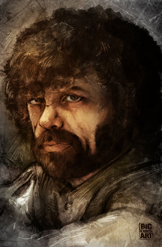 Game of Thrones - Tyrion Lannister 11x17 Print
