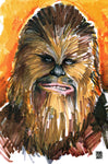Star Wars - Chewbacca - 11x17 Print